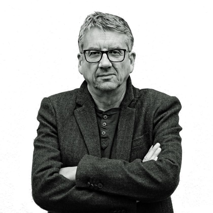 Jürgen Rasch (Foto: Wolfgang Weßling)